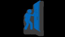 Коллекторы стучат в дверь