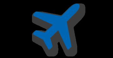 Самолет на земле